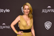 Gillian Anderson - All the After Party Looks From the 2016 Golden Globes