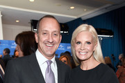 Co-Chair of March of Dimes Jimmy Horowitz (L) and actress Monica Potter attend 2016 March of Dimes Celebration of Babies at the Beverly Wilshire Four Seasons Hotel on December 9, 2016 in Beverly Hills, California.