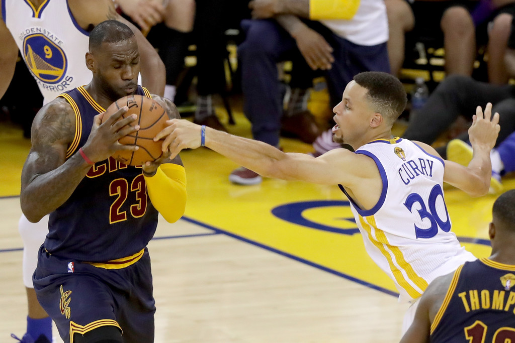NBA FINALS: Warriors vs Cavaliers Game 1 Highlights – June ...