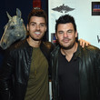 Dee Jay Silver and Luke Pell