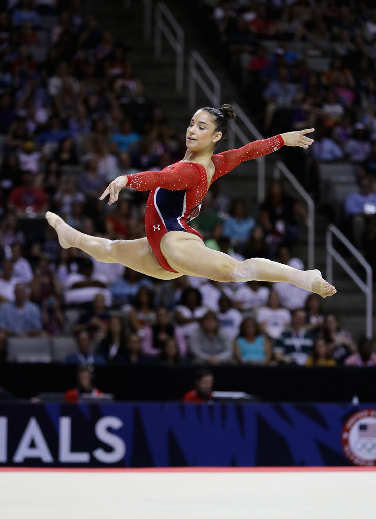 Aly Raisman Photos 2016 U S Olympic Trials Women S