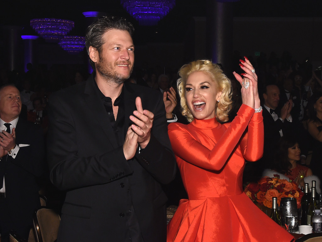 Gwen Stefani and Blake Shelton Are Getting Married, Reports Say