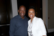 Filmmaker John Singleton (L) attends the 32nd annual Television Critics Association Awards during the 2016 Television Critics Association Summer Tour at The Beverly Hilton Hotel on August 6, 2016 in Beverly Hills, California.