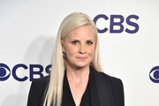 Monica Potter attends the 2017 CBS Upfront on May 17, 2017 in New York City.