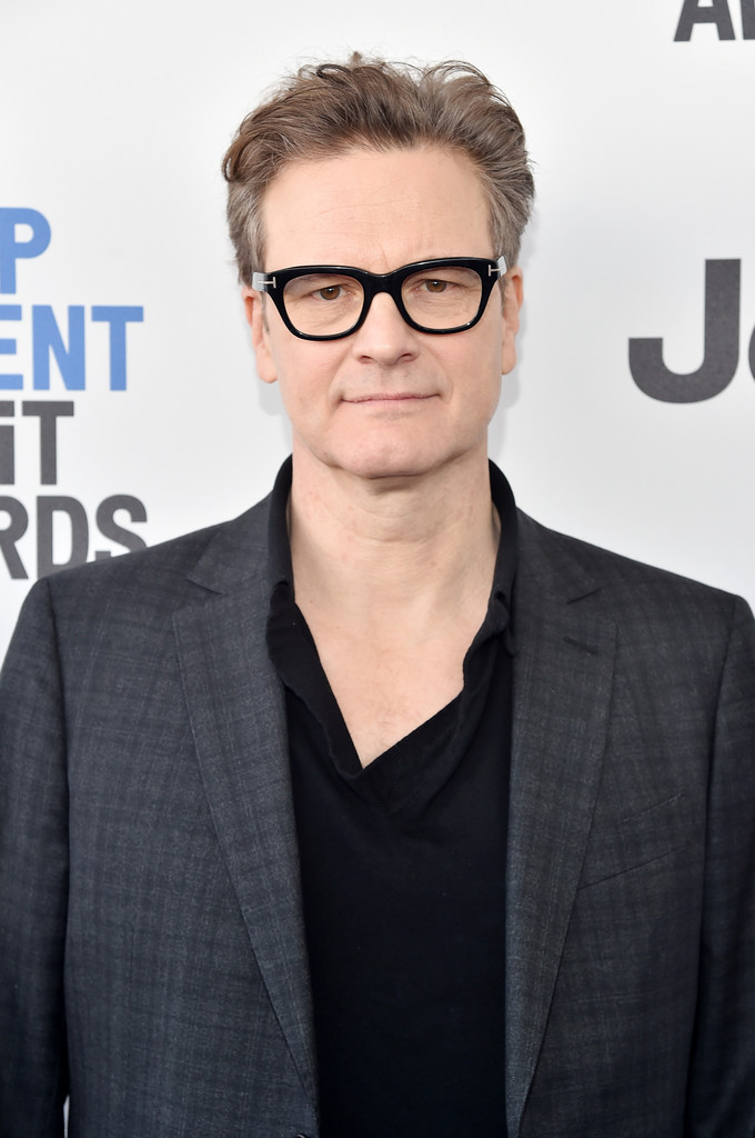Colin Firth in 2017 Fi...