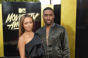 Kat Graham and Demetrius Shipp Jr. - The Cutest Couples at the 2017 MTV Movie and TV Awards