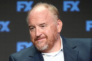 Co-creator/Executive Producer/Writer Louis C.K. of 'Better Things' speaks onstage during the FX portion of the 2017 Summer Television Critics Association Press Tour at The Beverly Hilton Hotel on August 9, 2017 in Beverly Hills, California.