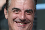 Chris Noth of 'Discovery Channel - Manhunt: Unabomber' speaks onstage during the Discovery Communications portion of the 2017 Summer Television Critics Association Press Tour at The Beverly Hilton Hotel on July 26, 2017 in Beverly Hills, California.