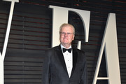 Sir Howard Stringer attends the 2017 Vanity Fair Oscar Party hosted by Graydon Carter at Wallis Annenberg Center for the Performing Arts on February 26, 2017 in Beverly Hills, California.