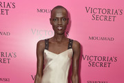 Model Grace Bol attends the 2017 Victoria's Secret Fashion Show In Shanghai After Party at Mercedes-Benz Arena on November 20, 2017 in Shanghai, China.