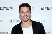 Actor Matt Lanter of 'Timeless' at 2017 WIRED Cafe at Comic Con, presented by AT&T Audience Network on July 20, 2017 in San Diego, California.
