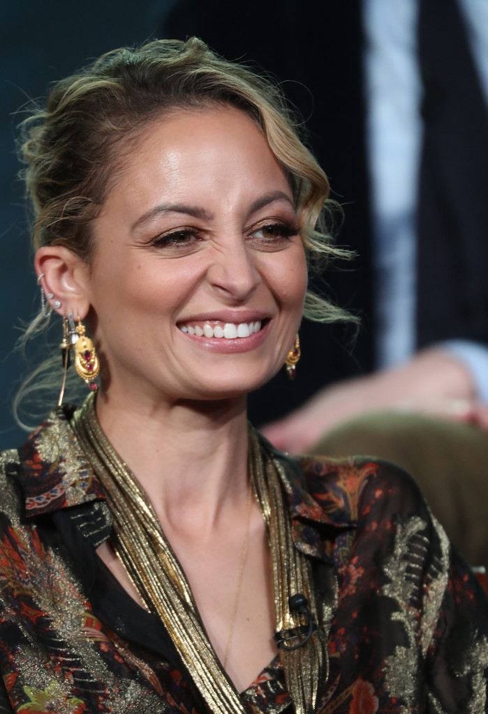 Nicole Richie Photos Photos - 2017 Winter TCA Tour - Day ... Nicole Richie
