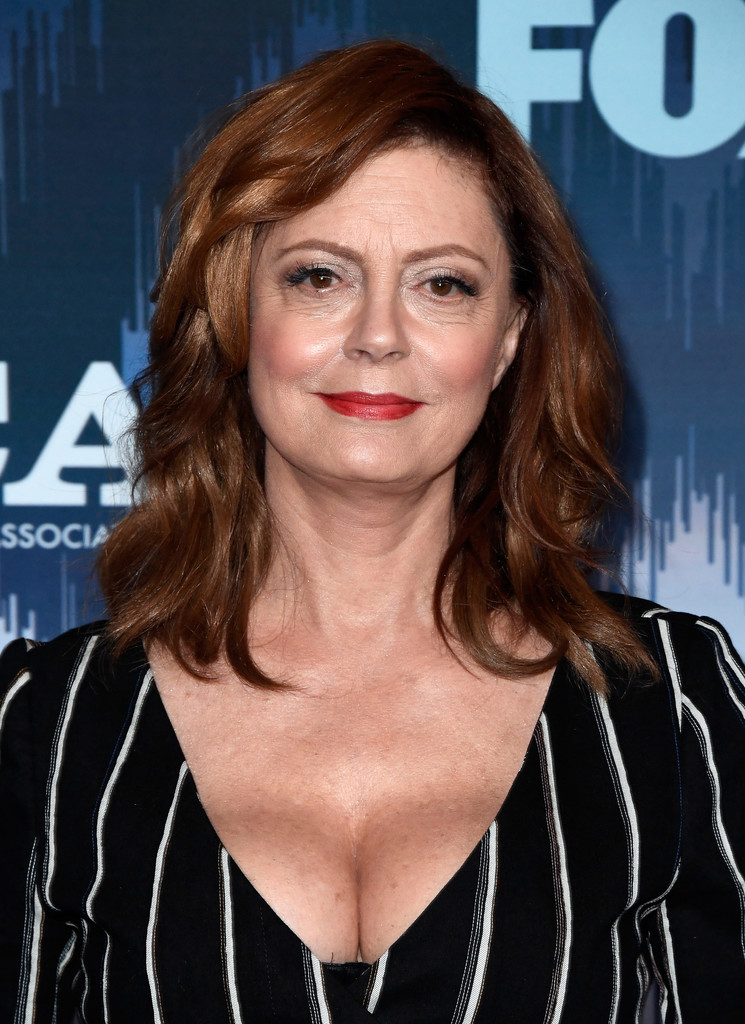 Susan Sarandon Photos Photos - 2017 Winter TCA Tour - FOX All-Star ...