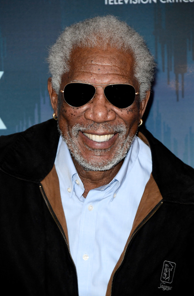 Morgan Freeman Photos Photos 2017 Winter Tca Tour Fox