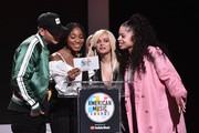 Normani and Ella Mai Photos Photo
