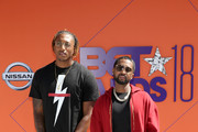 Lecrae (L) and Zaytoven attend the 2018 BET Awards at Microsoft Theater on June 24, 2018 in Los Angeles, California.