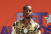 Safaree Samuels attends the 2018 BET Awards at Microsoft Theater on June 24, 2018 in Los Angeles, California.