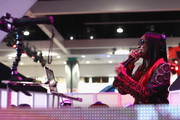 MC Lyte performs at Fanfest during the 2018 BET Experience at Los Angeles Convention Center on June 23, 2018 in Los Angeles, California.