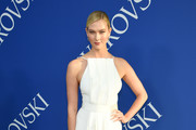 Karlie Kloss attends the 2018 CFDA Fashion Awards at Brooklyn Museum on June 4, 2018 in New York City.