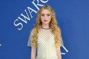 Kathryn Newton attends the 2018 CFDA Fashion Awards at Brooklyn Museum on June 4, 2018 in New York City.