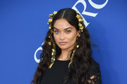 Shanina Shaik attends the 2018 CFDA Fashion Awards at Brooklyn Museum on June 4, 2018 in New York City.