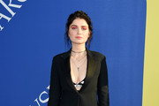 Eve Hewson attends the 2018 CFDA Fashion Awards at Brooklyn Museum on June 4, 2018 in New York City.