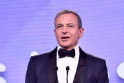 """Walt Disney Company Chairman and CEO Bob Iger speaks onstage at the 2018 Children's Hospital Los Angeles """"From Paris With Love"""" Gala at LA Live on October 20, 2018 in Los Angeles, California."""