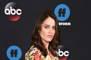 Robin Tunney of The Fix  attends during 2018 Disney, ABC, Freeform Upfront at Tavern On The Green on May 15, 2018 in New York City.