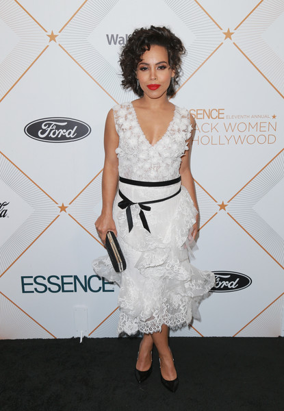 2018 Essence Black Women In Hollywood Oscars Luncheon - Red Carpet - 17 of 370
