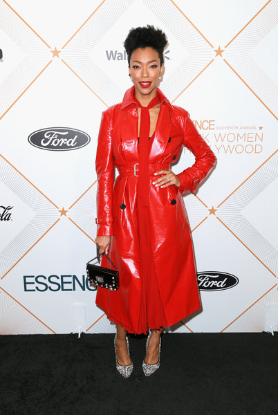 2018 Essence Black Women In Hollywood Oscars Luncheon - Red Carpet - 128 of 370