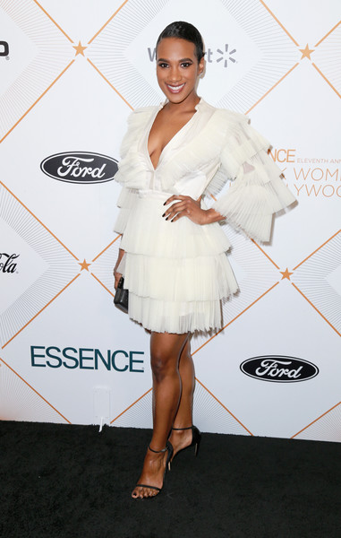 2018 Essence Black Women In Hollywood Oscars Luncheon - Red Carpet - 296 of 370