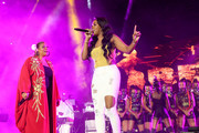 Remy Ma and Queen Latifah Photos Photo