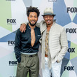 Terrence Howard and Jussie Smollett Photos