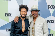 Terrence Howard and Jussie Smollett Photos Photo