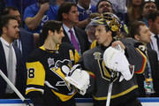 Kris Letang Marc-Andre Fleury Photos Photo