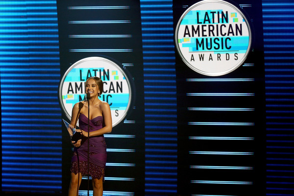 2018 Latin American Music Awards - Show