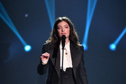 Singer Lorde performs onstage during MusiCares Person of the Year honoring Fleetwood Mac at Radio City Music Hall on January 26, 2018 in New York City.