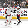 Braden Holtby and Devante Smith-Pelly
