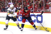 T.J. Oshie and Shea Theodore Photos Photo