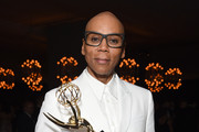 RuPaul  attends the 2018 Netflix Primetime Emmys After Party at NeueHouse Hollywood on September 17, 2018 in Los Angeles, California.