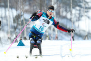Oksana Masters of the United States competes in the Women's 6KM Sitting Biathlon event at Alpensia Biathlon Centre during day one of the PyeongChang 2018 Paralympic Games on March 10, 2018 in Pyeongchang-gun, South Korea.