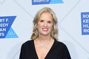 Kerry Kennedy attends the 2018 Robert F. Kennedy Human Rights' Ripple Of Hope Awards at New York Hilton Midtown on December 12, 2018 in New York City.
