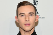 Olympian Adam Rippon attends the 2018 Time 100 Gala at Jazz at Lincoln Center on April 24, 2018 in New York City.