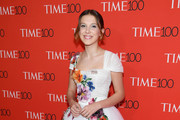 Actor Millie Bobby Brown attends the 2018 Time 100 Gala at Jazz at Lincoln Center on April 24, 2018 in New York City.