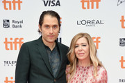 """Jeremy Kleiner (L) and Dede Gardner attend the """"If Beale Street Could Talk"""" premiere during 2018 Toronto International Film Festival at Princess of Wales Theatre on September 9, 2018 in Toronto, Canada."""