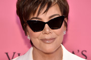 Kris Jenner attends the Victoria's Secret Fashion Show at Pier 94 on November 8, 2018 in New York City.