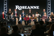 Roseanne Barr and Lecy Goranson Photos Photo