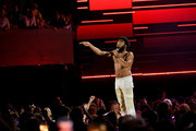 Childish Gambino performs onstage during the 2018 iHeartRadio Music Festival at T-Mobile Arena on September 21, 2018 in Las Vegas, Nevada.