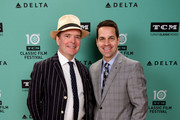 Jefferson Mays and Dave Karger Photos Photo