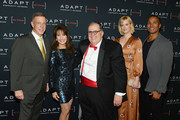 Peter M. Meyer, Susan Lucci, Edward R. Matthews, Abigail Hawk and Mike Woods attend the The 2019 2nd Annual ADAPT Leadership Awards at Cipriani 42nd Street on March 14, 2019 in New York City.